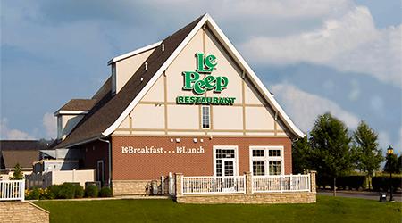 About Le Peep Restaurant